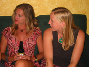 Laura & Angie