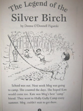 The Legend of the Silver Birch