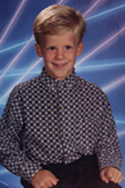 Greg in 1st Grade