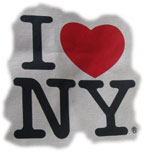 I Love New York It's a city of 24/7 entertainment  and you never have to spend a di